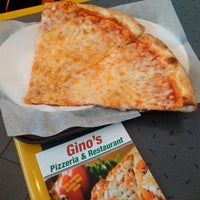 Photo taken at Gino's Pizza by Gary H. on 6/23/2016