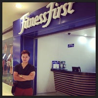 Photo taken at Fitness First by GbOy21 on 6/23/2013