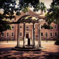Photo taken at University of North Carolina at Chapel Hill by Heath N. on 8/9/2013