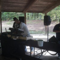 Photo taken at Piney Wood Park by Mike H. on 9/30/2012