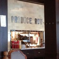 Photo taken at Produce Row Cafe by Ryan C. on 3/26/2013