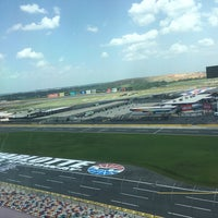 Photo taken at Charlotte Motor Speedway by Welshie on 7/13/2016