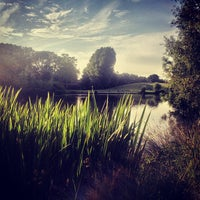Photo taken at Kingsgate Park by Aaron R. on 7/5/2013