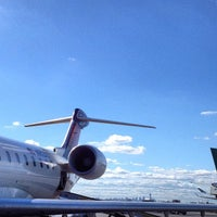 Photo taken at Gate 25 by Nathaniel G. on 9/15/2012