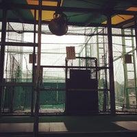 Photo taken at バッティングセンター 公栄 by Dela T. on 3/30/2014