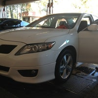 Photo taken at Haven Car Wash by Franz H. on 12/31/2012
