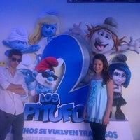 Photo taken at Cinemas Procinal by Sandra R. on 8/17/2013