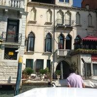Photo taken at Hotel Al Ponte Antico by Наталья Р. on 8/28/2013