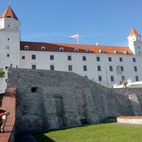 Photo taken at Bratislava Castle by Владимир К. on 7/3/2013