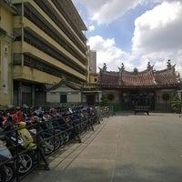 Photo taken at Trường THCS Trần Bội Cơ by Kiên L. on 8/9/2014