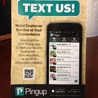 Photo taken at Pingup by BostonTweet on 1/2/2013