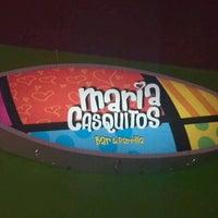 Photo taken at Maria Casquitos Parrilla Bar by Ricardo A. on 12/20/2013