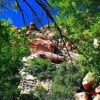 Photo taken at Red Rock Canyon National Conservation Area by JR✨ on 9/22/2013