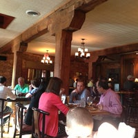 Photo taken at The Gamble Mill Restaurant by Matthew C. on 6/20/2013