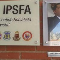 Photo taken at Edif. Sede IPSFA by Alex B. on 3/25/2014
