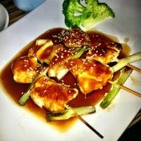 Photo taken at Sushi Yama by Lucas B. on 11/14/2012