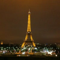 Photo taken at Eiffel Tower by Duygu S. on 7/22/2013