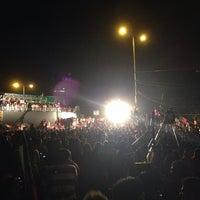 Photo taken at Mazar-e-Quaid by Aasim on 9/21/2014