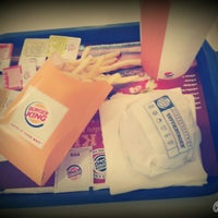 Photo taken at Burger King by Kader T. on 9/12/2014