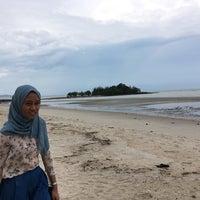 Photo taken at Port Dickson Beach by Ann H. on 7/20/2016