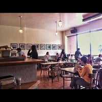 Photo taken at Beauty's Bagel Shop by Cole W. on 9/28/2012