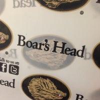 Photo taken at Boar's Head Deli by Mehmet Ali Y. on 4/24/2013