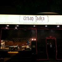Photo taken at Urban Tadka by IshitaUnblogged on 7/11/2013