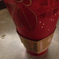 Photo taken at Starbucks by Melissa K. on 11/1/2013