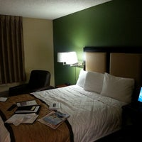 Photo taken at Extended Stay Hotel by John W. on 5/31/2014