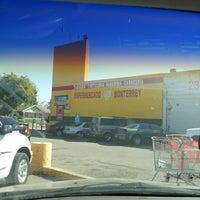Photo taken at Supermercado Monterrey by Chris Z. on 10/30/2012