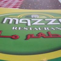 Photo taken at Maaza Resturant by Ebrahim on 12/3/2013