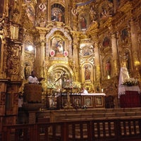 Photo taken at Iglesia de San francisco by Monica R. on 5/13/2016