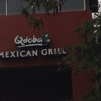 Photo taken at Qdoba Mexican Grill by Michael L. on 9/21/2013