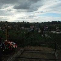 Photo taken at Cimitirul orasenesc by Victor T. on 7/20/2013