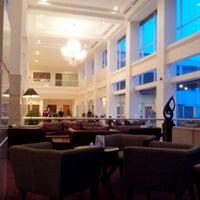 Photo taken at Sintesa Peninsula Hotel by Hizkia T. on 6/30/2013