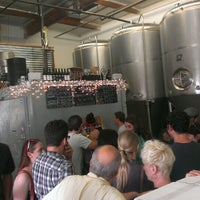 Photo taken at Strand Brewing by victor a. on 7/20/2013