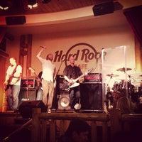 Photo taken at Hard Rock Cafe Lake Tahoe by PRE P. on 3/22/2013