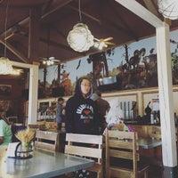 Photo taken at Zion Ponderosa Ranch Resort by Hyunseok O. on 4/8/2016
