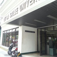 Photo taken at Gokongwei Hall by Dennis R. on 3/2/2013