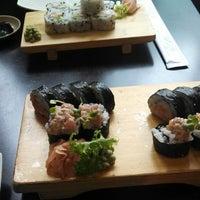 Photo taken at Green Tea Japanese Restaurant by Daniel M. on 10/5/2013