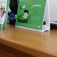 Photo taken at Baiduri Bank Card Center by Aryanie M. on 3/17/2014
