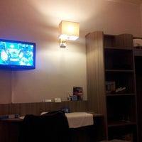 Photo taken at Hotel Avia Saphir Montparnasse Paris by Mateus C. on 10/31/2013