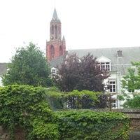Photo taken at Bestuursgebouw Universiteit Maastricht by Sueli B. on 6/4/2014