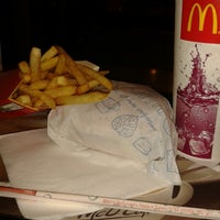 Photo taken at McDonald's by Yaprak Ö. on 12/17/2013