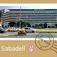 Photo taken at Hotel Catalonia Sabadell **** by Josep N. on 5/16/2014