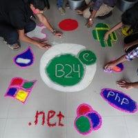 Photo taken at B24 E Solutions Pvt. Ltd. by B24 E Solutions Pvt. Ltd. on 10/23/2013