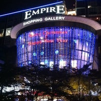 Photo taken at Empire Shopping Gallery by Napoleon A. on 12/9/2012