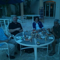 Photo taken at Four Points Pool Chill Area by Roy W. on 9/25/2013
