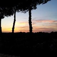 Photo taken at Golf Club Castel Gandolfo by Priscilla T. on 9/30/2013