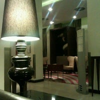 Photo taken at Berlin Mark Hotel by shpr s. on 5/9/2012